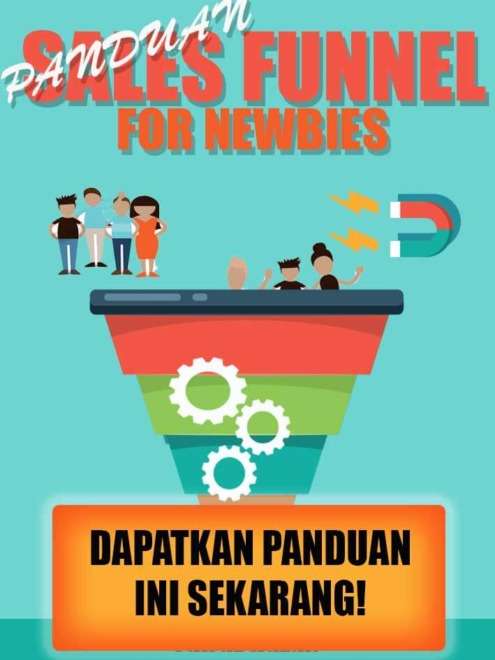 Panduan Sales Funnel For Newbies