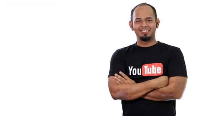 Pemasaran Youtube Fairuz Razak