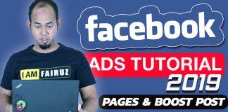Cara Buat Iklan di Facebook 2019