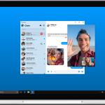 Applikasi Messenger Facebook